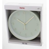 Hama Golden, Desk Clock, Quiet, mint