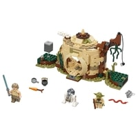 LEGO Star Wars 75208 Yodova chatrč