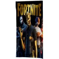 Osuška Fortnite 140x70 cm Golden Midas