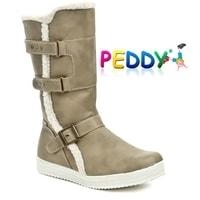 7acd398717f1 Detské topánky Peddy PR-533-32-02 siva