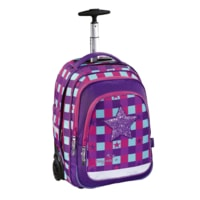 Trolley Baggymax Pink Star