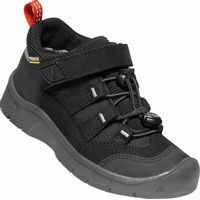Celoroční obuv KEEN HIKEPORT WP C-BLACK/BRIGHT RED, black/bright red