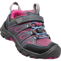 KEEN OAKRIDGE LOW WP K, magnet/very berry