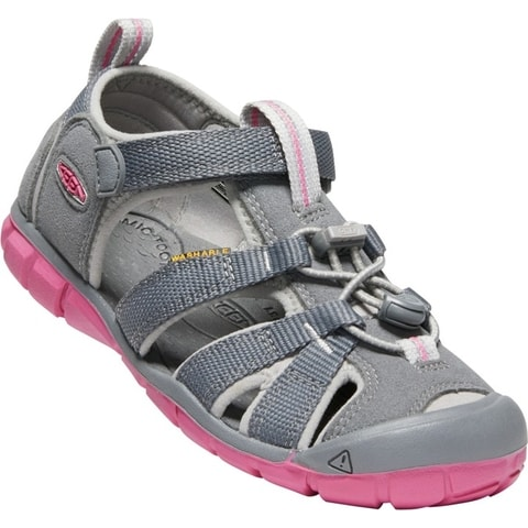 KEEN SEACAMP II CNX K STEEL GREY/RAPTURE ROSE