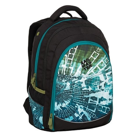 BAGMASTER DIGITAL 9 B BLUE/GREEN/BLACK