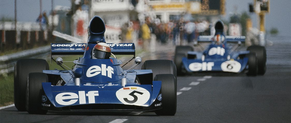 FORMULA 1® DECADES - 70s Tyrrell | Limited Edition