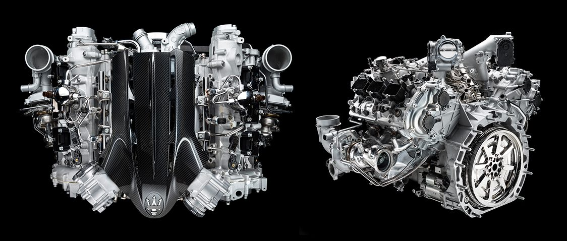 Maserati Nettuno - Engine - The Ring | Collector's Edition