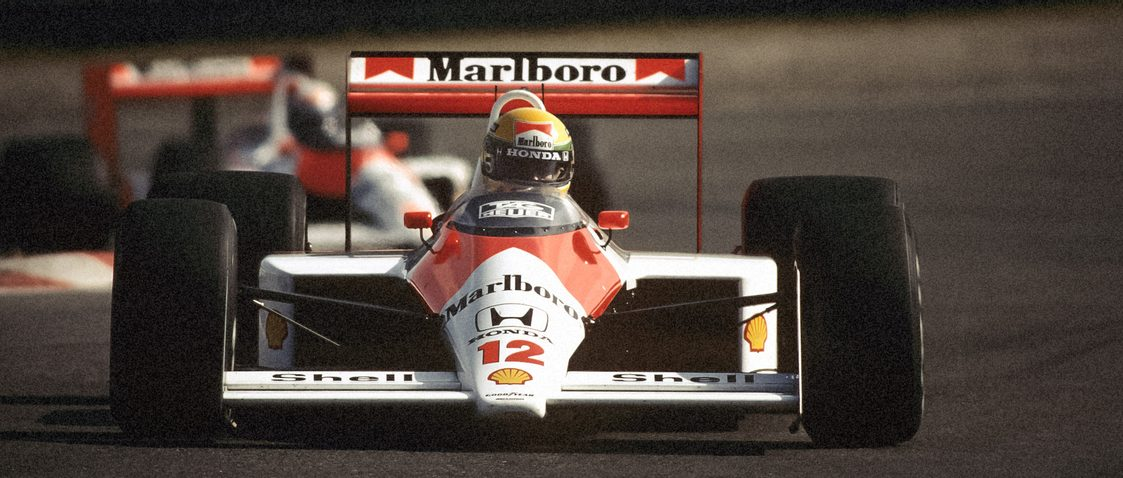 McLaren MP4/4 - Ayrton Senna - San Marino GP - 1988 | Collector's Edition | Unique #s