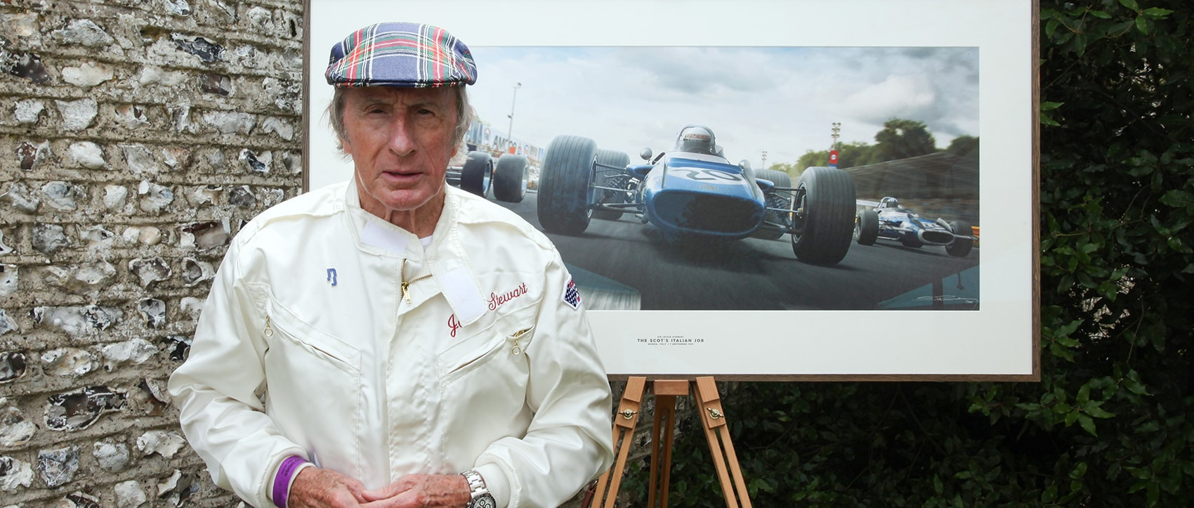 "Remembering the 1969 Formula 1 season with ""The Flying Scot"" Sir Jackie Stewart"