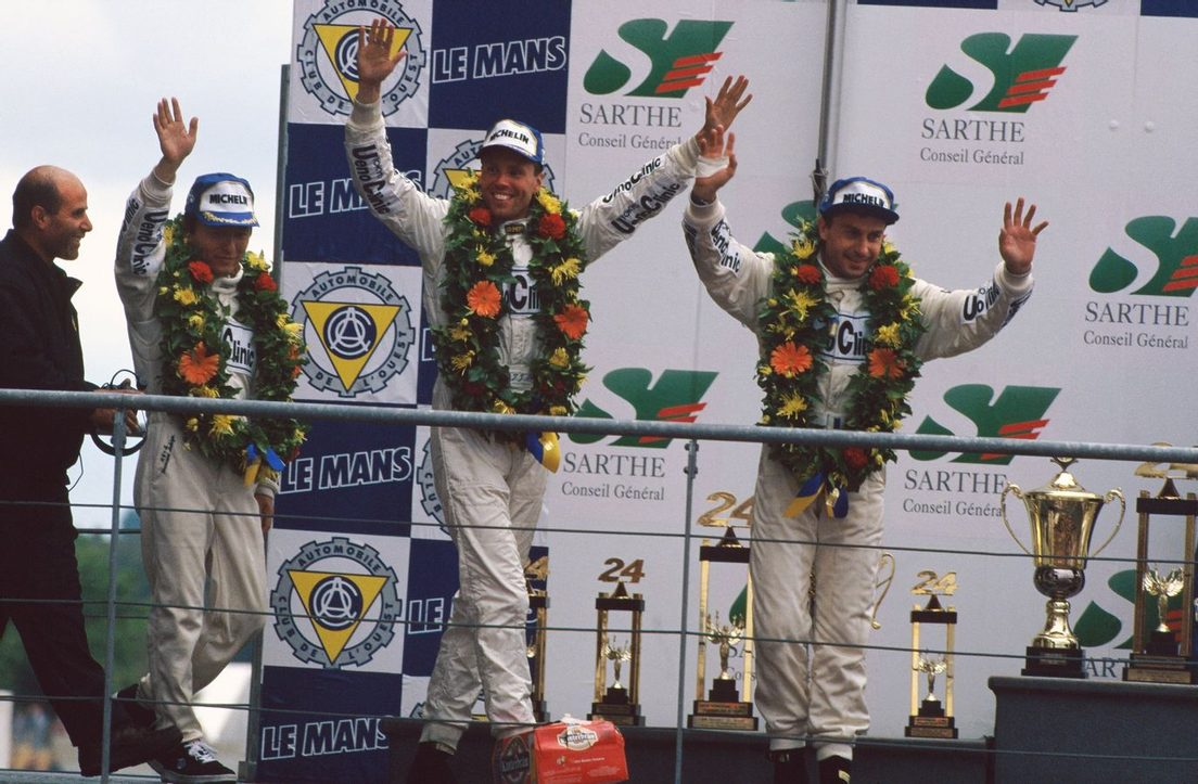 When the Underdogs became Champions - How the McLaren F1 GTR won the '95 Le Mans
