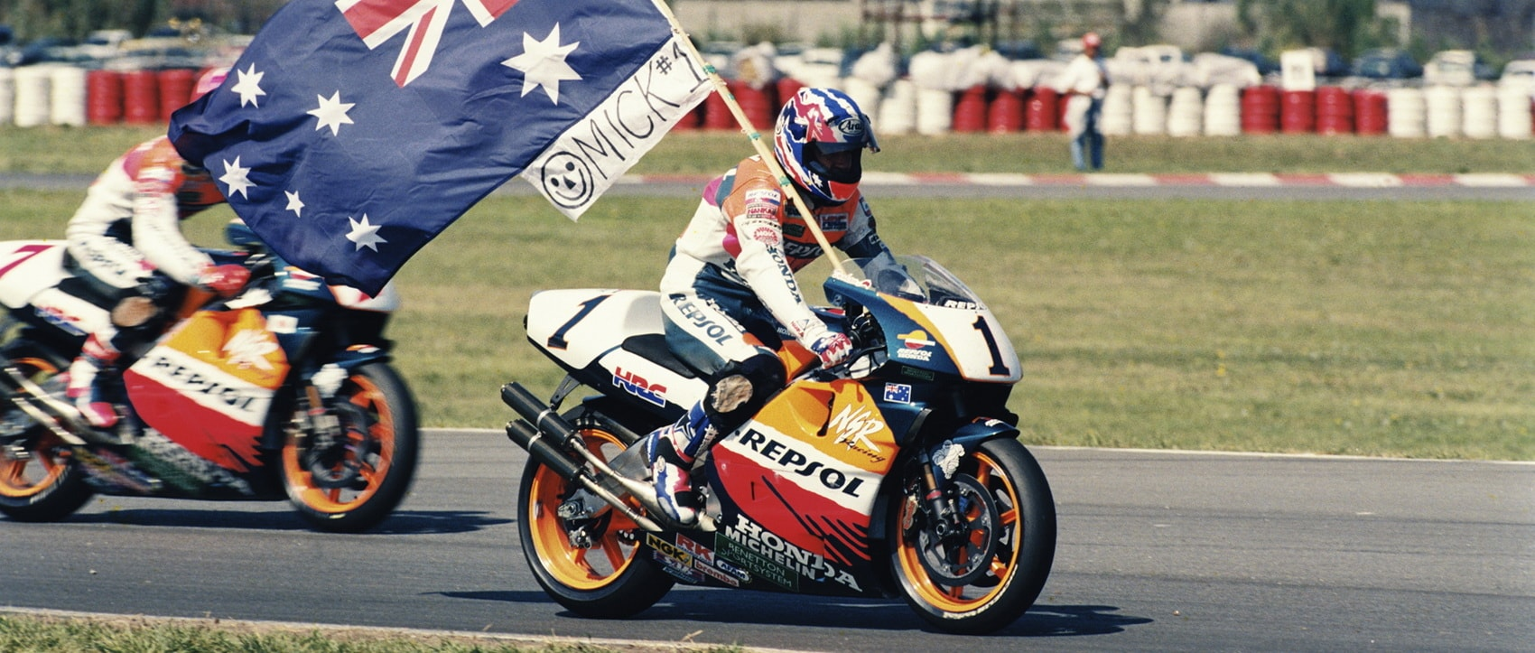 Story: Mick Doohan - A Champion That Almost Wasn't