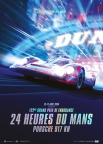 PORSCHE 917 KH  - FUTURE - 24H LE MANS - 2054 | COLLECTOR'S EDITION - COLLECTOR'S EDITION