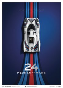 PORSCHE 917 - MARTINI - 24H LE MANS - 1971 | COLLECTOR'S EDITION - COLLECTOR'S EDITION