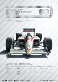 FORMULA 1® DECADES - 80S MCLAREN | COLLECTOR'S EDITION - COLLECTOR'S EDITION