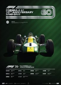 FORMULA 1® DECADES - 60S TEAM LOTUS | COLLECTOR'S EDITION - COLLECTOR'S EDITION