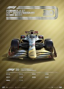 FORMULA 1® DECADES - 2020S THE FUTURE LIES AHEAD | COLLECTOR'S EDITION - COLLECTOR'S EDITION