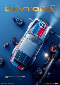 PORSCHE 911 CARRERA RSR - PAST - DAYTONA - 1973 | COLLECTOR'S EDITION - COLLECTOR'S EDITION