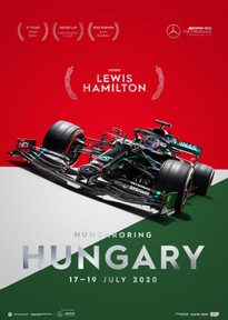 MERCEDES-AMG PETRONAS F1 TEAM - HUNGARY 2020 - LEWIS HAMILTON | COLLECTOR'S EDITION - F1 POSTERS