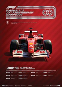 FORMULA 1® DECADES - 2000S FERRARI | COLLECTOR'S EDITION - COLLECTOR'S EDITION