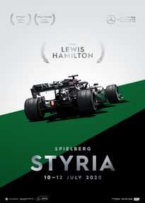 MERCEDES-AMG PETRONAS F1 TEAM - STYRIA 2020 - LEWIS HAMILTON | COLLECTOR'S EDITION - F1 POSTERS