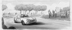 Racing Sport Redefined - Artwork
