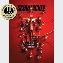 FERRARI F1-2000 - MICHAEL SCHUMACHER - PIT STOP | COLLECTOR'S EDITION | UNIQUE #S - UNIQUE #S