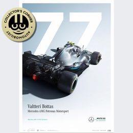 MERCEDES-AMG PETRONAS MOTORSPORT - 2019 - VALTTERI BOTTAS - LIMITED EDITION | UNIQUE #S - UNIQUE #S