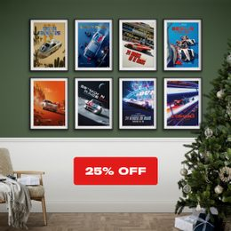 PORSCHE X'MAS SET - MEGA PAST AND FUTURE COLLECTION | COLLECTOR'S EDITIONS - CHRISTMAS GIFT SETS