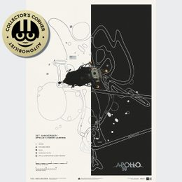 APOLLO 11 - 50TH ANNIVERSARY | COLLECTOR'S EDITION | UNIQUE #S - UNIQUE #S
