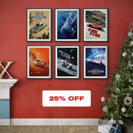 PORSCHE X'MAS SET - PAST AND FUTURE COLLECTION | COLLECTOR'S EDITIONS - CHRISTMAS GIFT SETS