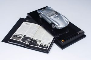 Porsche 550 Spyder - Road & Track Edition - 1:18 Scale