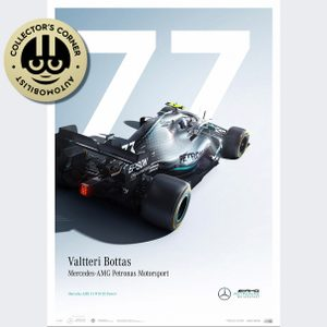 Mercedes-AMG Petronas Motorsport - 2019 - Valtteri Bottas - Limited Edition | Unique #s