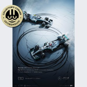 Mercedes-AMG Petronas Motorsport - 2019 - Donuts | Collector's Edition | Unique #s