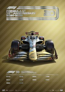 FORMULA 1® DECADES - 2020s THE FUTURE LIES AHEAD | COLLECTOR'S EDITION