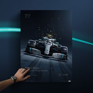 Mercedes-AMG Petronas Motorsport - Valtteri Bottas - Collector's Edition