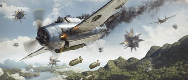 BATTLE OF PHILIPPINE SEA - ARTWORK - FINE ART PRINTS