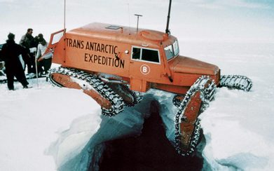 More than Snow-Play: The Story Behind the Trans Antarctic Expedition