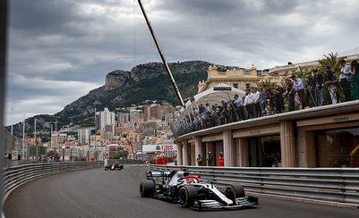 Missing Magnificent Monaco