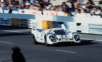 Story: The 917K - A Martini best served at 200 MPH