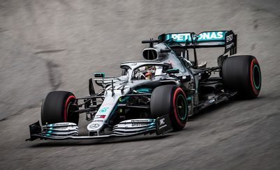 Mercedes to the Power of 6