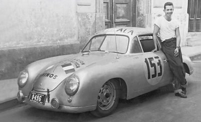 The Birth of Carrera: Porsche 356 SL