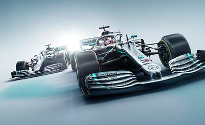 Announcing the Mercedes-AMG Petronas Motorsport Collection