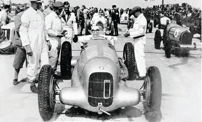 'Don Alfredo' and the Silver Arrows: 1934