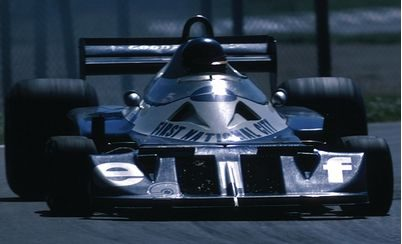 The Joy of Six – the Tyrrell P34 six-wheeled F1 car