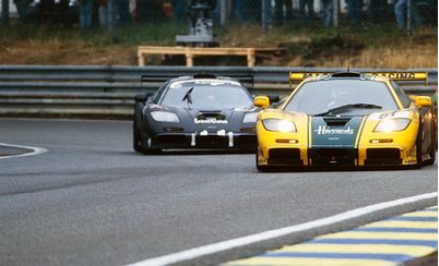 Le Mans Lookback: The McLaren F1 GTR diaries