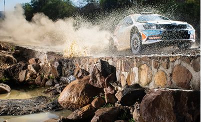 New horizons as Automobilist partners with the FIA World Rally Championship