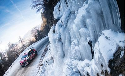 WRC: Going Through Stages