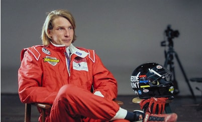 Myth-busting the 1976 F1 season with James Hunt's son Freddie