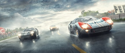 Fords And The Furious - Artwork