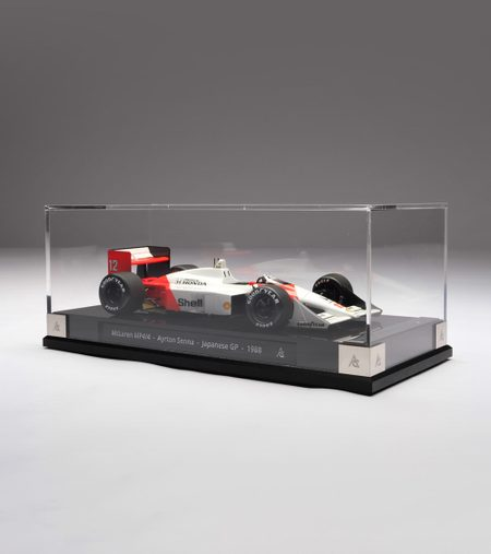 MCLAREN MP4/4 - 1:18 SCALE - AMALGAM COLLECTION